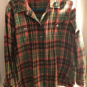 Ralph Lauren women SZ  XL- soft flannel